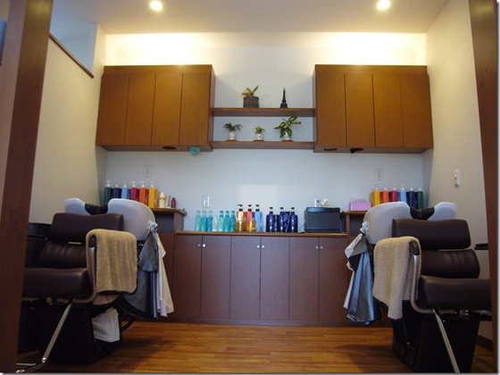 shampoo台